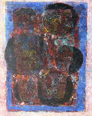AGER VI - oil on canvas/Öl auf Leinwand - 150 x 120 cm