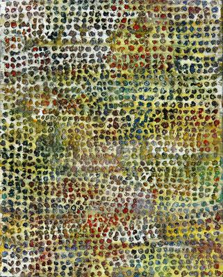 AGER IV - oil on canvas/Öl auf Leinwand - 50 x 40 cm