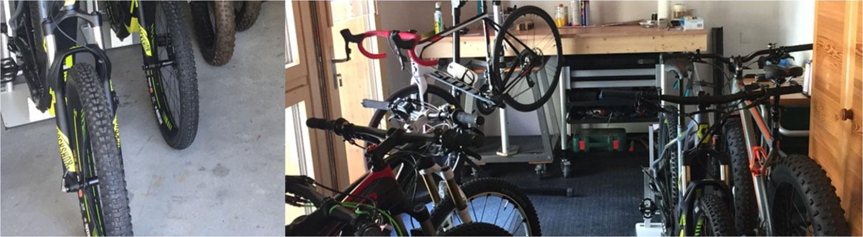 biketouren Wallis mit Roli