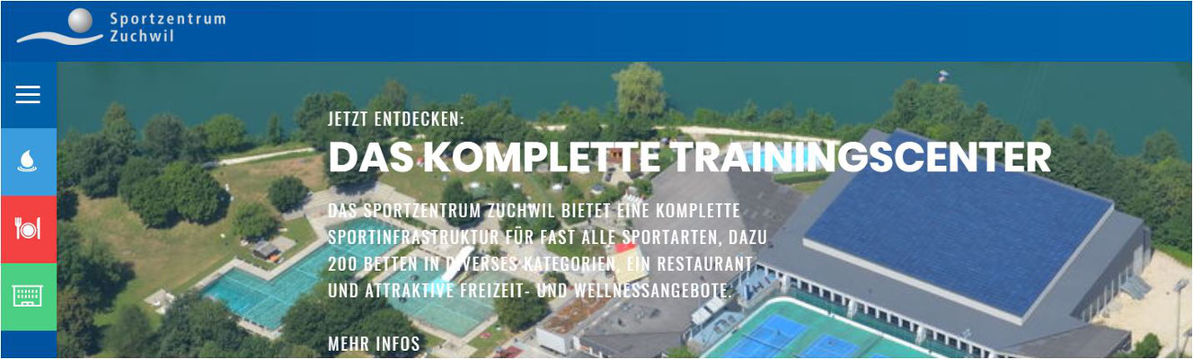Radurlaub Schweiz ab Sportzentrum