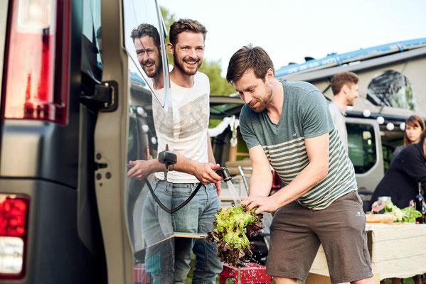Der Renault Trafic Campingbus Ausbau
