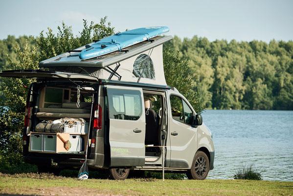 Der praktische Camper Van Ausbau