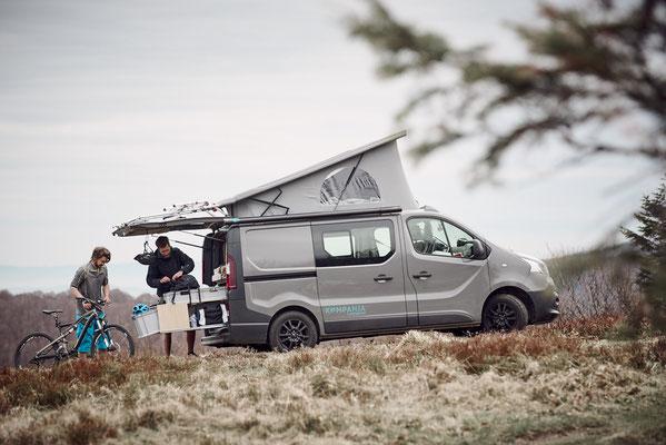 Der Camper Van