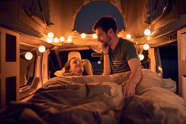 Romantische Abende im Kompanja