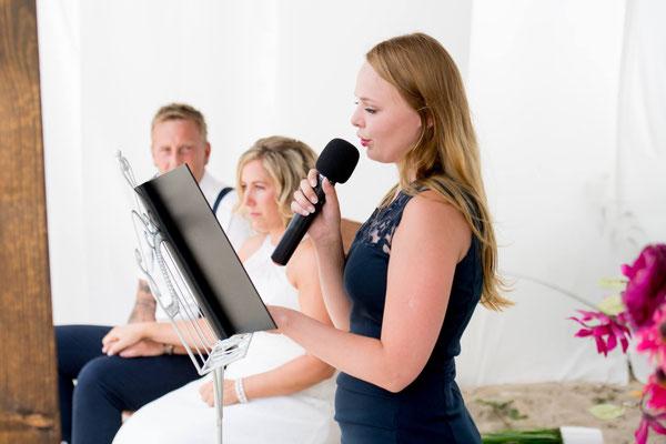 Hochzeitsrednerin Kristina Arent
