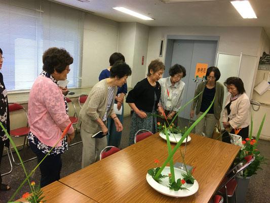 5/26 幹部研修会にて 実技⑤