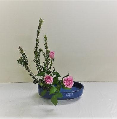 <金宝樹 バラ> Runaさんの作品です。