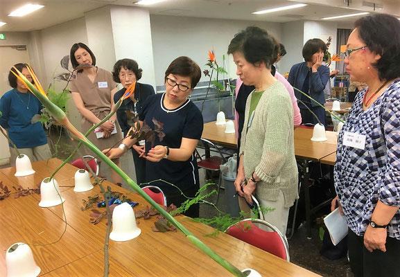 5/25 幹部研修会にて 実技③