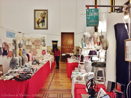 Puteaux 2018 - une vue de la seconde partie du salon / a view of the fair's second part