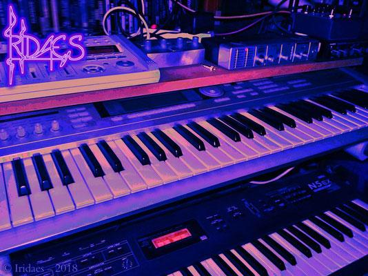 "Recording ""Ebsythria"" / Enregistrement de ""Ebsythria"" - 2.2018"