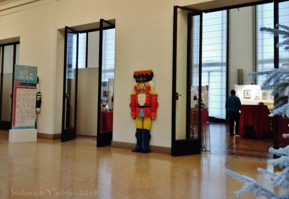 Puteaux 2018 - le deuxième étage / the second floor
