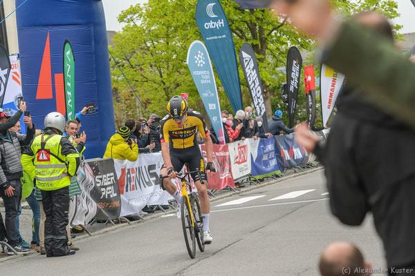 Der Sieger aus den Niederlanden: Mick van Dijke (Jumbo - Visma Development Team)