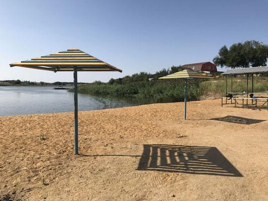 Dubovka-Beach
