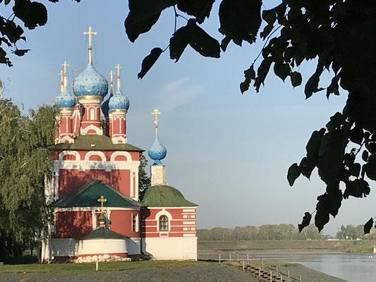 Uglich: Demetrios- oder Blutskirche von 1692