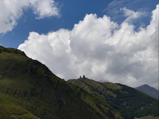 Dreifaltigkeitskirche Gergetis Sameba