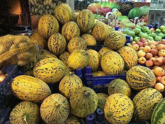 Şebinkarahisar: Mellow, yellow melons
