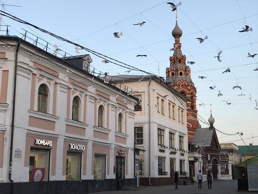 Abendstimmung in Jaroslavl