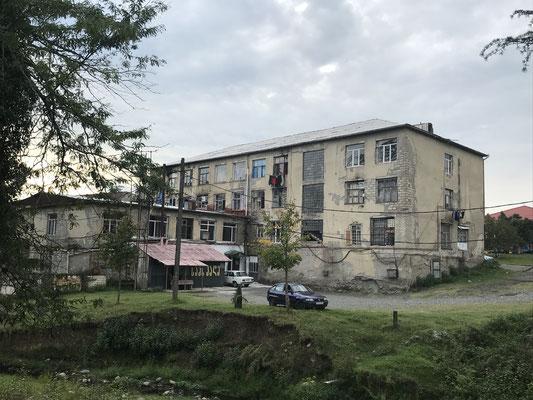 Schöner wohnen in Uzurgeti