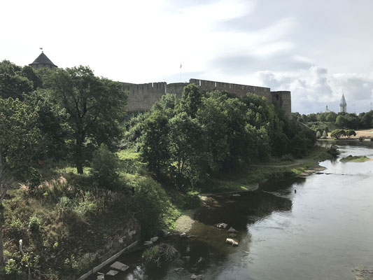 Ivangorod-Festung