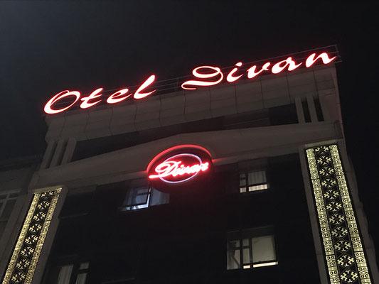 Hotel Divan in Sivas