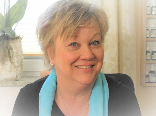 Corinna Stübiger, Heilpraktikerin, Organsprache