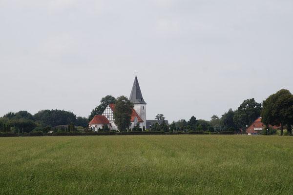 Marienkirche aus der Ferne gesehen