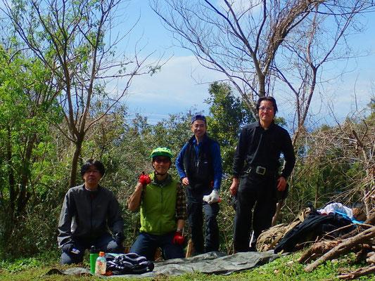 3月15日 ソッカ山頂プロジェクト