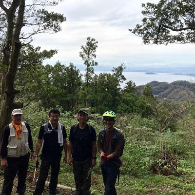 10月26日 ソッカ山頂プロジェクト