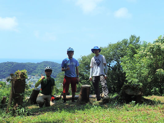 8月10日 ソッカ山頂プロジェクト