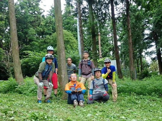 7月13日 ソッカ山頂プロジェクト