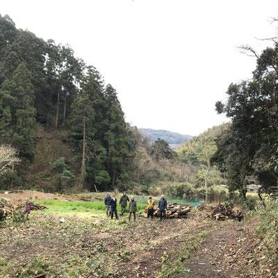 3月7日 森林づくり実践研修