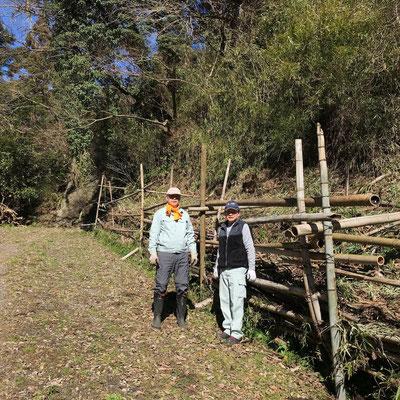 2月9日 イノシシ被害対策会議プロジェクト+大沢谷広場プロジェクト