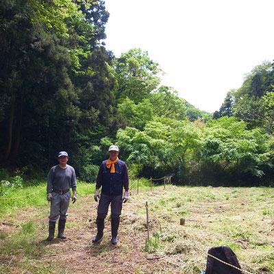 5月6日 イノシシ被害対策会議プロジェクト