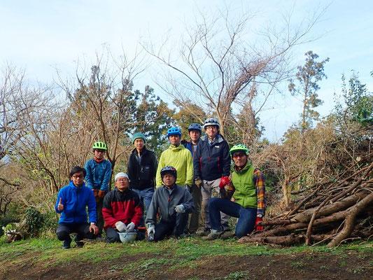 1月11日 ソッカ山頂プロジェクト