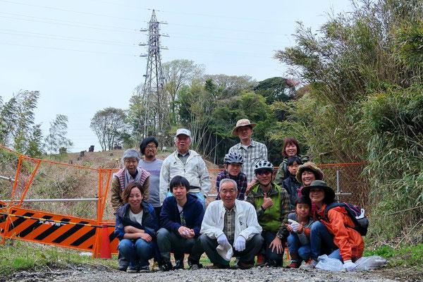 4月14日 三浦半島MTBプロジェクト
