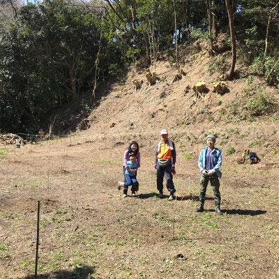 3月12日 森林づくり実践研修