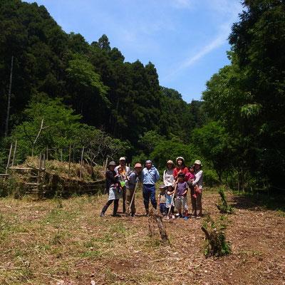 5月27日 イノシシ被害対策会議プロジェクト