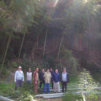 3月21日 大沢谷竹林整備プロジェクト