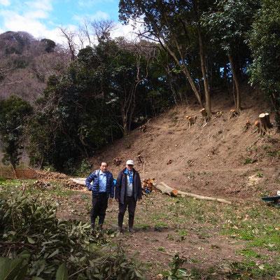 2月28日 イノシシ被害対策会議プロジェクト