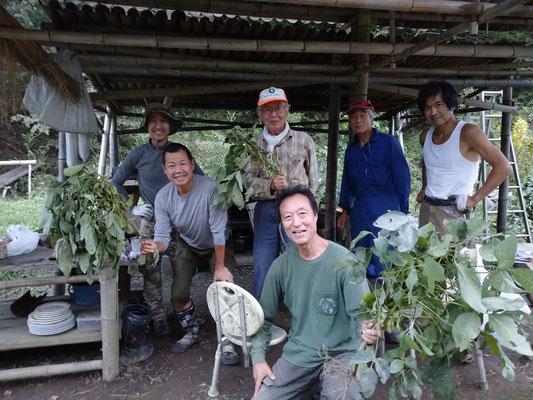 10月14日 上山口寺前谷戸復元プロジェクト
