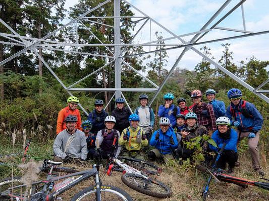 12月1日 三浦半島MTBクラブ連携プロジェクト