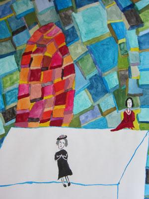 2011 『踊り』  51.5cm×36.4cm