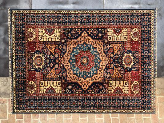tappeti Tabriz carpet udine via molin nuovo- tappeto extra fine Mamlok