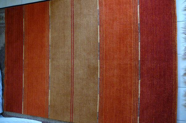 tappeto moderno doppio nodo misura di salotto, tappeti moderni Udine