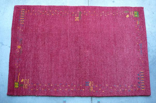 tappeto moderno Udine, gabbeh tinta unita vari misure
