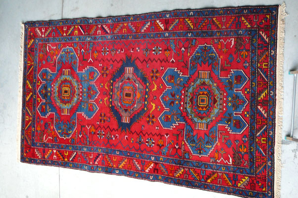 Tappeti tabriz carpet Udine, tappeto Kazak originale Caucasico inzio 900