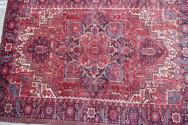 tappeti grandi Udine-tappeto heriz persiano originale inzio 900