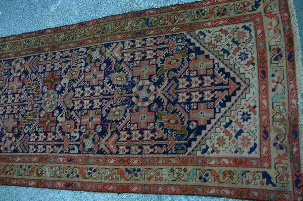 Tappeti tabriz carpet udine, tappeto antico Malayer persiano misura corsia