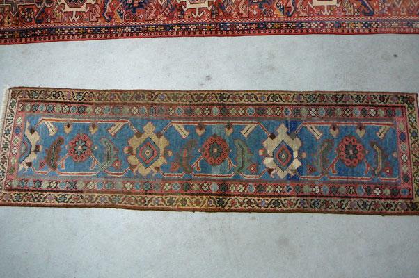 Tappeto udine, tappeto antico Caucasico misura picola corsia