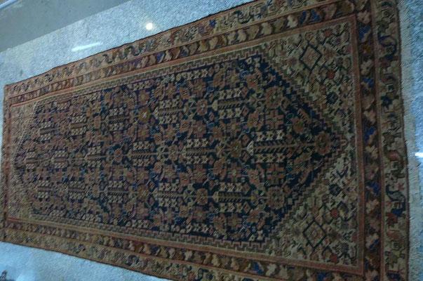 Tabriz carpet Udine via molin nuovo-tappeto antico Persiano di malayer originale